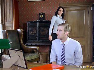 immense dicked schoolteacher boinks stellar student Emma Leigh