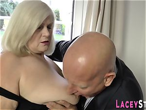 penetrated granny breasts ravaged