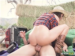 Deep assfuck for the boner railing whore Krissy Lynn