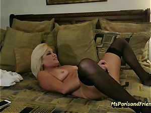 Ms Paris Rose in gonzo fucking