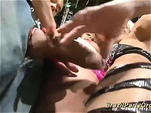 big boner ass fucking brazil soiree fuck-fest