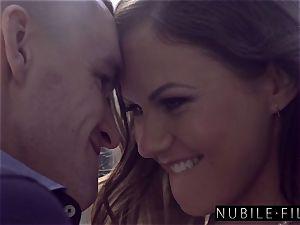 NubileFilms - Tina Kay Gets Her cooch pummeled S23:E28