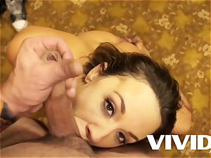 Chanel Preston showcases Her talent with trio BBCs