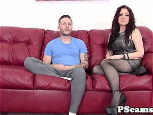 red-haired cam stunner Jessica Ryan pussyfucked