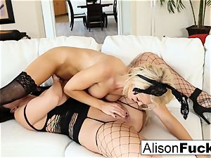 sizzling lesbos make each other spunk