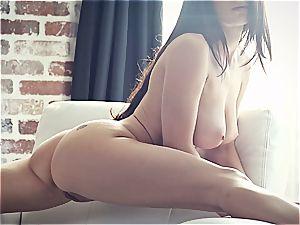 youthful sex industry star Lana Rhoades is astounding