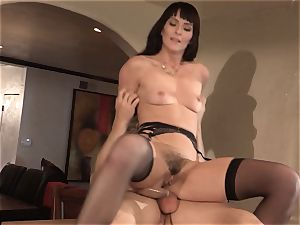 Dark Secrets for wondrous dark haired Bianca Breeze