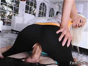 Family english and ally companion s step daughter-in-law cumshot first-ever time spreading Your