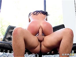 bodacious Angela white is all congenital ass-fuck superslut
