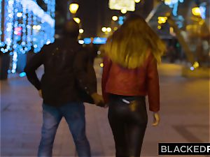 BLACKEDRAW big-chested honey Gets bbc On A insatiable Night