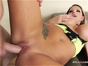 Brooklyn chase likes a rigid manmeat in Her arse