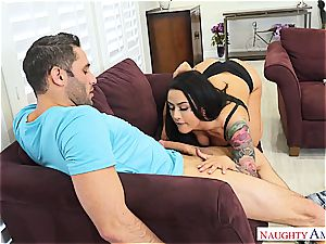 Katrina Jade seduces her neighbor