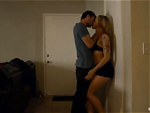 Dahlia's home vid lovemaking tape with James Deen