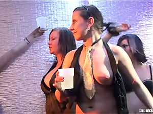 Bibi Fox, Tarra white and Carla Cox ultra-kinky and mischievous