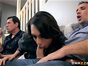 Janice Griffith boned in her asshole