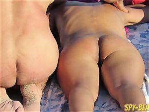 spycam Beach fledgling nude mummies cunny And bum Close Up