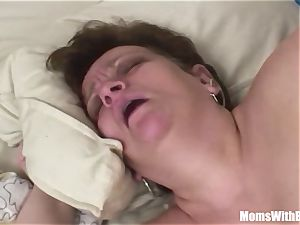 Bigtit immense Mama ass fucking ravaged By youthful boner