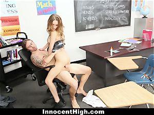 InnocentHigh Maci Winslett romps For Grade!