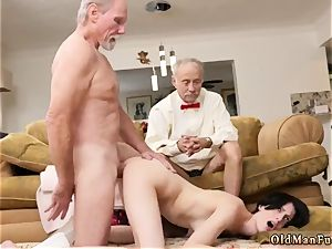Butter ass fucking and super hot mom youthfull man Frannkie goes down the Hersey highway