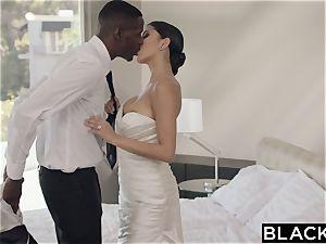BLACKED spectacular Model Sophia Leone Gets first-ever big black cock