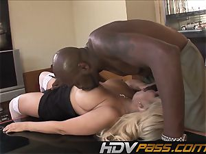 HDVPass multiracial fuck-fest with Bridgette B.