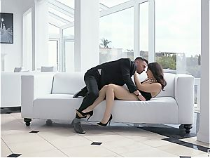 Valentina Nappi boning with zeal