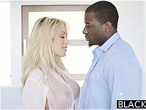 wife Capri Cavanni enjoys bbc