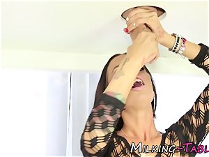 sex-positive masseuse cummed
