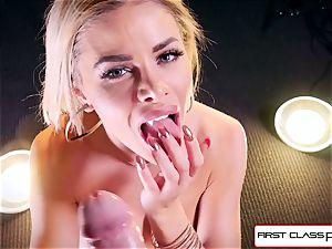 see Jessa Rhodes taking a immense shaft down her gullet