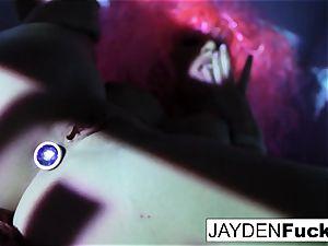 Jayden likes to have wondrous joy
